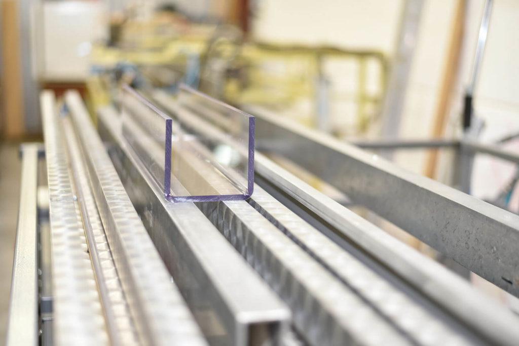 Kunststoffe können vielseitig verarbeitet und verformt werden.