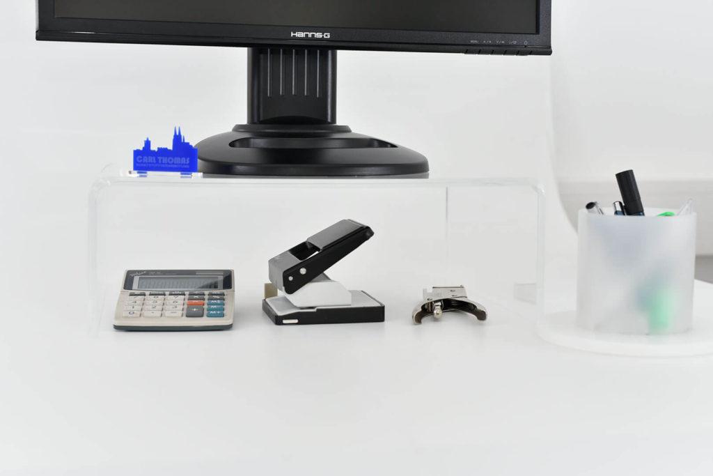 Arbeitsplatzoptimierung durch Kunststoffprodukte